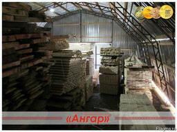 Ангары /цеха для обработки/склады под деревообработку - фото 5