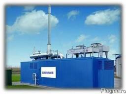 Газопоршневая электростанция SUMAB (MWM) 1200 Квт