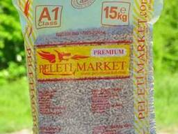 Peleti Market high-quality wood pellets A1