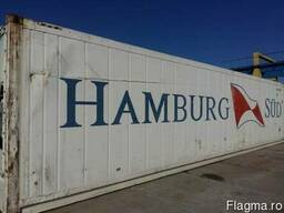 Refrigerated container 40'