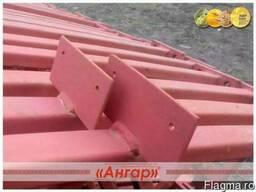 Ангар арочного типа демонтирован в полной комплектации - фото 2