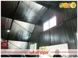 Ангар для СТО и ремонта техника - фото 4