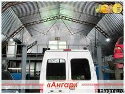 Ангар для СТО и ремонта техника - фото 5