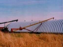 Ангары в качестве зернохранилищ - photo 5