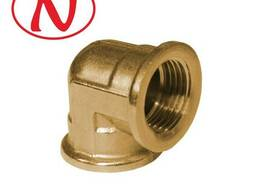 Brass Fitting 90 Elbow 3/4F-3/4F /HS