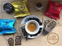 "Cafea Italiana ""Caffe Mokey"""