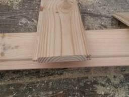Cherestea de pin din lemn de la producător! - фото 4