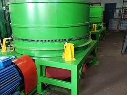 Concasor de materii prime agricole