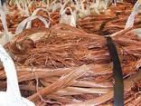 Copper scrap , cable scrap , aluminium scrap - фото 1