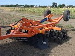 Disc harrow BDF-2, 4 / дисковая борона Favorit UA
