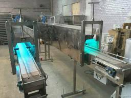 Fabrica de brânzeturi. Produse din oțel inoxidabil. fabrica