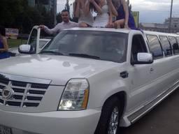 Limuzine Cadillac Escalade 2002 tuning 2008