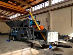 MVS MiniMob35 Minimobile Concrete Batching Plant