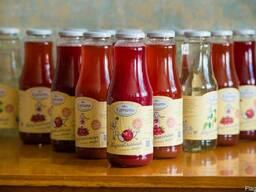 Натуральные соки, морсы, сиропы и другие напитки. - фото 2