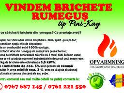 Pini-Kay Sawdust Briquettes 100% beach wood - фото 5