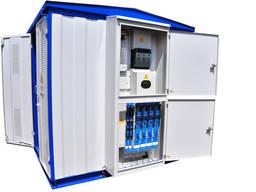 Подстанции трансформаторные комплектные КТП