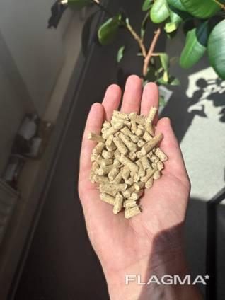 Продам древесные пеллеты А1, 15кг (wood pellets) 6мм