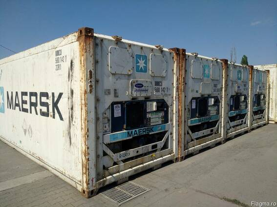 Refrigerated container 20'