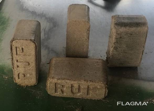 Ruf топливные брикети из Украины оптом (производитель)