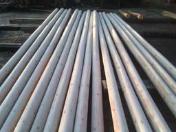 Столбы сосновые окоренные опоры ЛЭП - photo 2