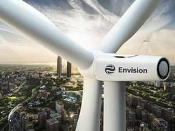 Utilaje eoliene Envision Energy