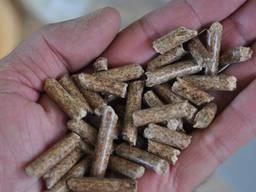 Wooden pellets Vladimir