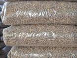 Wooden pellets - фото 2