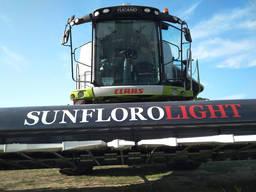 Жатка для уборки подсолнечника Sunfloro Light 8,5; 9,9 м. безрядковая